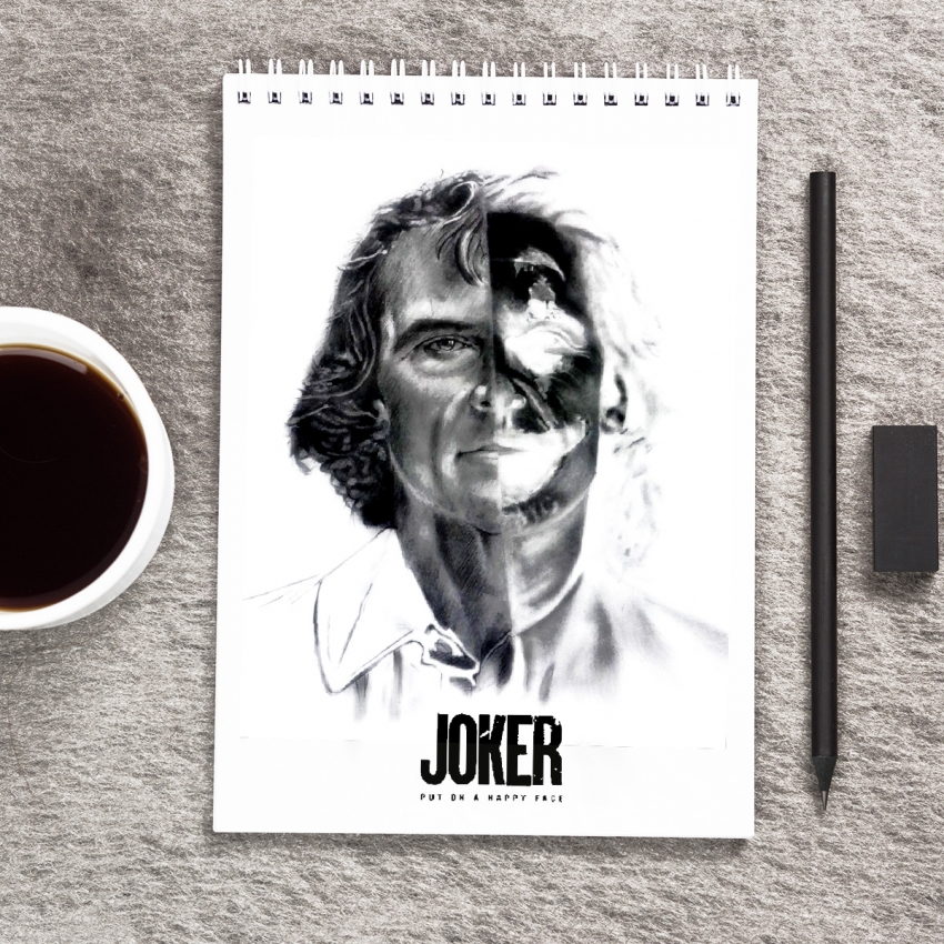 Joaquin Phoenix by Diwankar